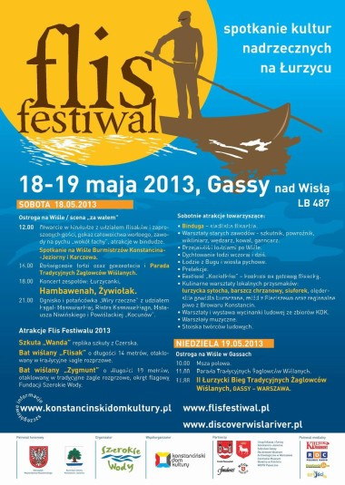 Flis Festiwal 2013