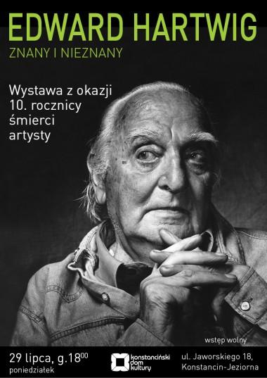 Edward Hartwig Znany i nieznany