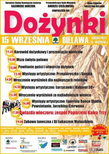 Bielawa dożynki 2013