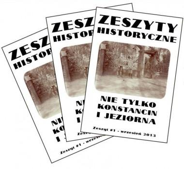 Zeszyty Historyczne - Nie tylko Konstancin i Jeziorna