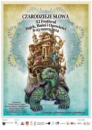 Festiwal Czarodzieje Słowa