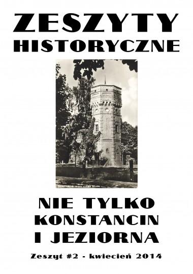 Zeszyty historyczne nr 2