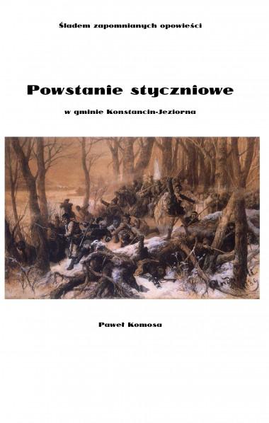 Powstanie styczniowe w gminie Konstancin-Jeziorna