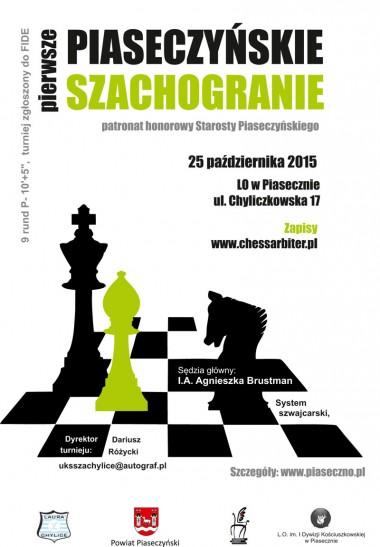 szachogranie