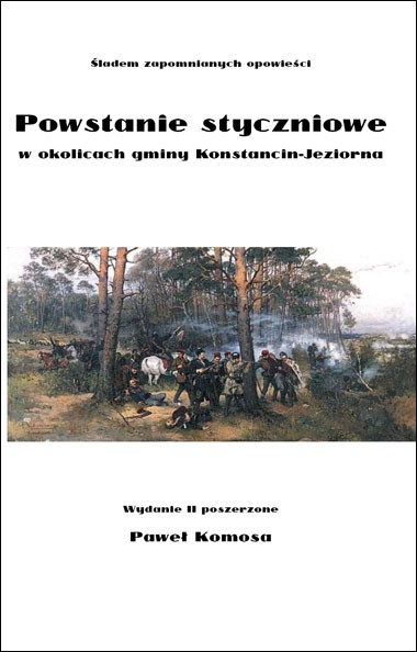 Powstanie styczniowe w okolicy gminy Konstacin-Jeziorna