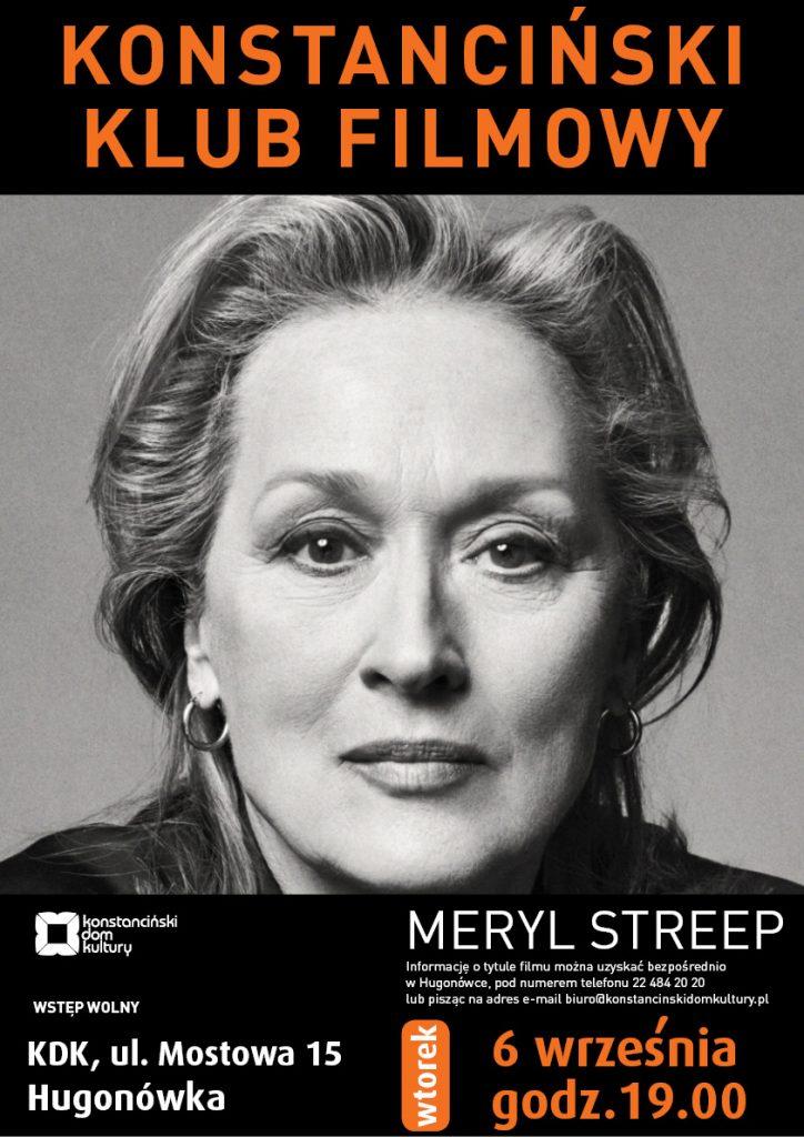 MERYL STREEP_PLAKAT